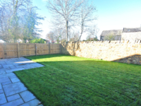 Greeenways OVer Kellet Dormer bungalows new development garden