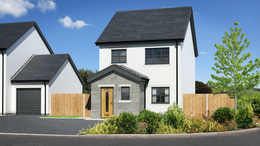 New home, new homes, nether kellet, carnforth, lancashire, new build, family home
