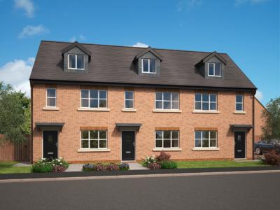 Heysham new home development plots 1 -3