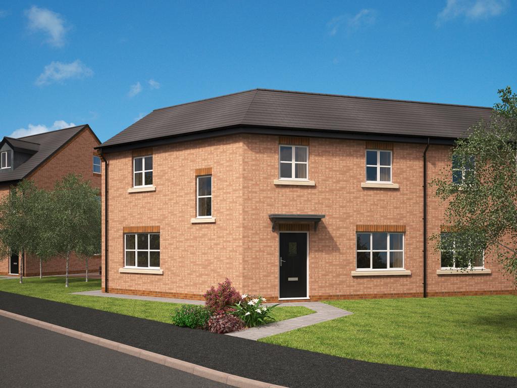 New Build Properties In Lancaster Lancashie